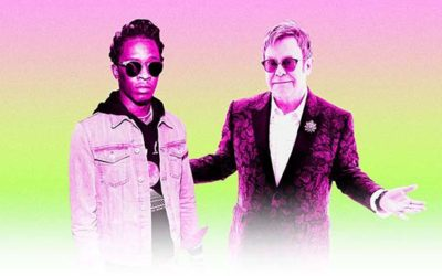 Young Thug – High (ft. Elton John)