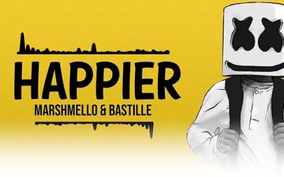 Marshmello ft. Bastille – Happier